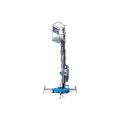 1인용 유압식 리프트 (AWPS - 지지대 설치형)